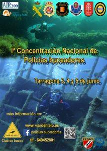 Tecnomar - I Concentración Nacional de Policías Buceadores